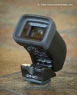 Canon G1X Mark II Viewfinder - EVF