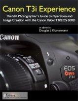 Canon t3i book