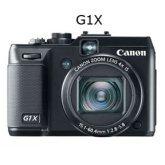 Solo photo of Canon G1X