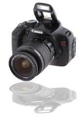 Canon Rebel t3i camera