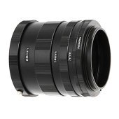 Fotodiox Macro Extension Tubes For Canon DSLR Camera