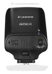 Photo of Back of Canon Speedlite 90EX