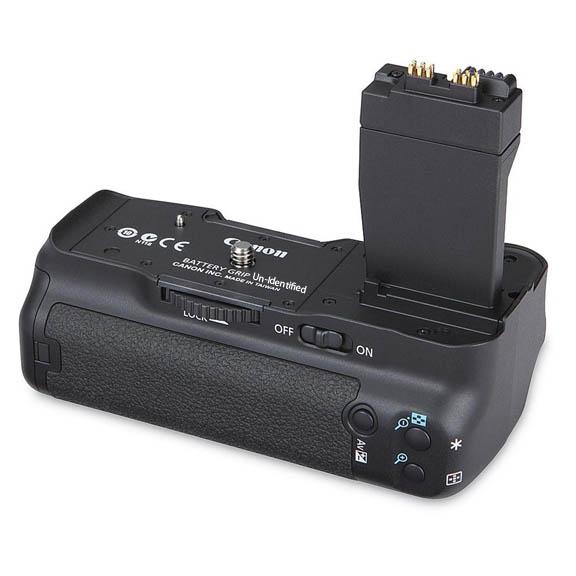 Un-Identifiable Canon Battery Grip