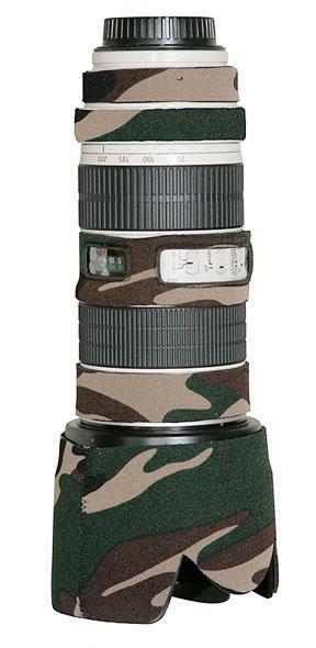 Lenscoat for Canon 70-200mm f2.8 lens