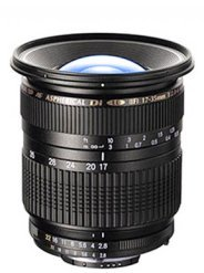 Tamron 17-35 Lens - Mount for Canon