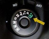 Canon 5D Mark III Mode Dial