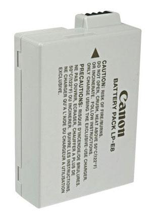 Canon DSLR Battery