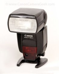 Canon Speedlite is best accessory for Canon 7D camera