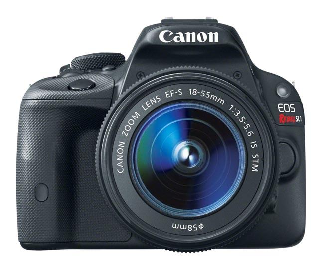 Canon's Smallest DSLR Camera
