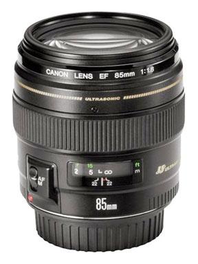 Canon 85mm Wedding Lens