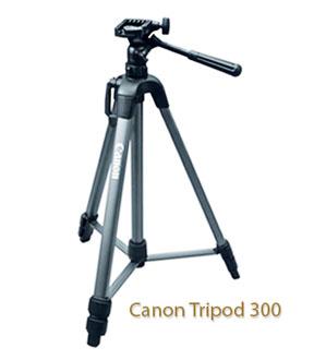 Canon Tripod Deluxe 300