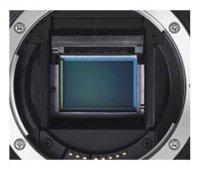 Sensor Inside the Canon EOS 70D