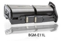 BGM-E11L Magazine for Canon BG-E11 grip