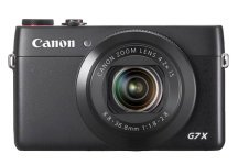 Front View of Canon G7X
