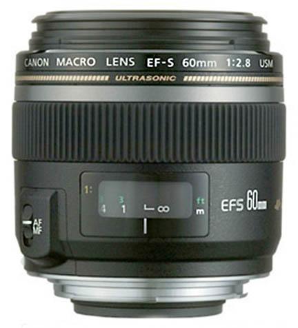 60mm beginner Canon macro lens