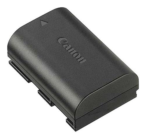 Canon battery LP-E6