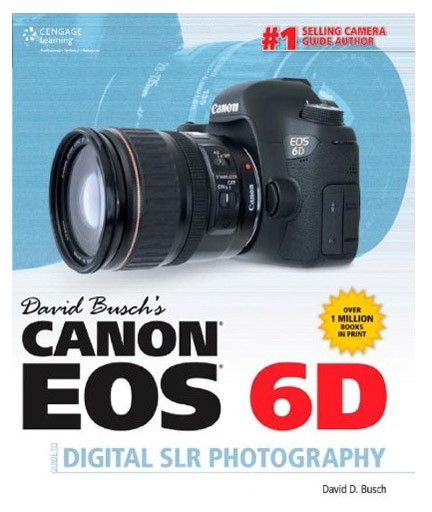 Cover of Canon EOS Guide Book
