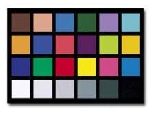Image Quality Test Chart