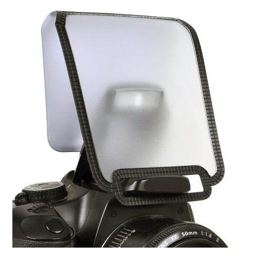 Bad Accessory for Canon 60D is a Pop-Up Flash Diffuser