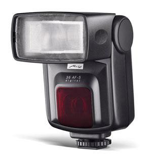 Metz makes shoe-mounted flash for Canon dslr cameras