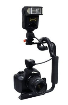 Bracket and Sync Cord Lets You Bounce Your 270EX II for Softer, More Pleasing Light