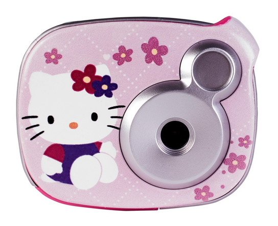 Hello Kitty Kids camera for girls