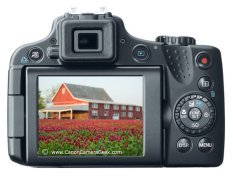 Limit the preview time on your LCD to save your digital camera battery
