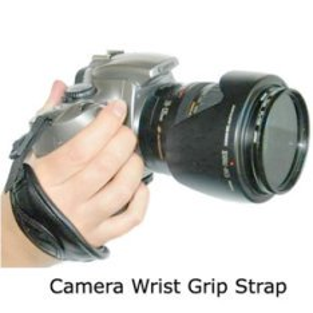 Canon camera wrist grip strap