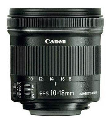 Canon 10-18 landscape lens