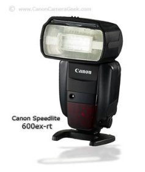 Photo of Canon Speedlite 600ex-rt Flash