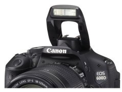 Canon 60D Pop-up Flash