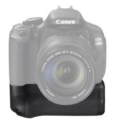 Canon t3i With Battery Grip