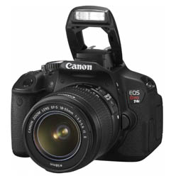 Canon t4i Without Grip
