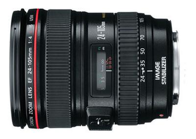 Photo of Canon 24-105 f4.0 lens