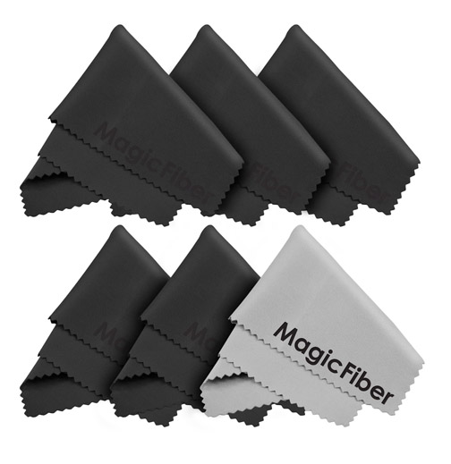 lens cleaning magic fiber cloth