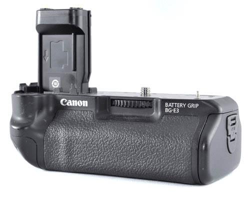 BG-E3 Battery Grip