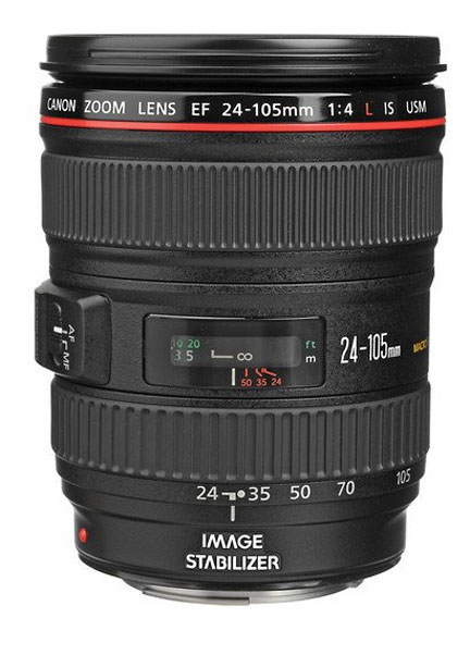 Canon 24-105 General Purpose Zoom Lens