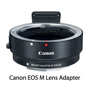 Canon EOS M Lens Adapter