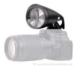 Canon 70D Pop-up Flash Accessory