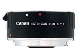 Canon extension tubes