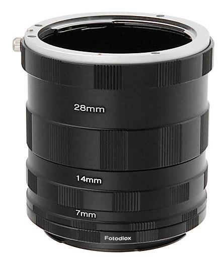 Canon 60D Extension tubes