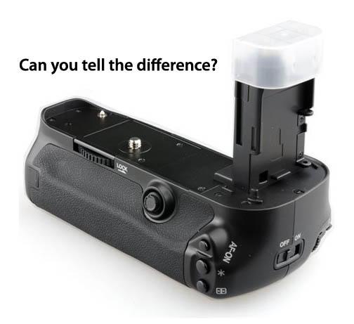 Canon Bg-E11 Battery Grip Alternative