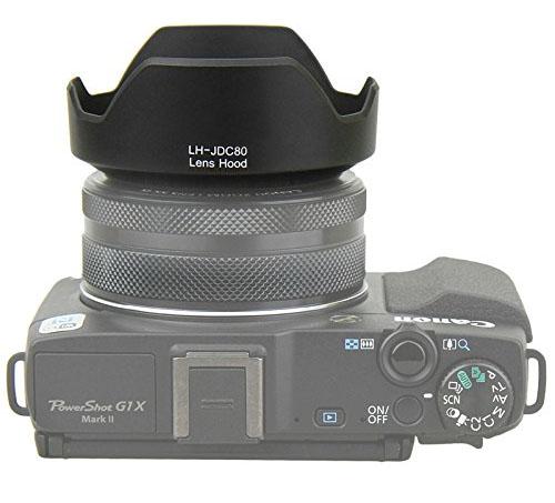 Photo of Lens Shade for the Canon Powershot G1X Mark II Camera