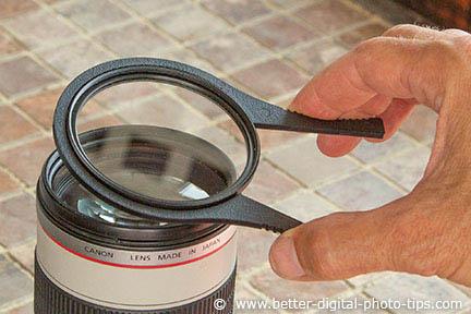 lens filter wrench