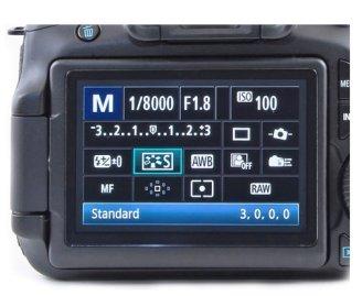 Canon 60d maximum shutter speed is 1/8000 second