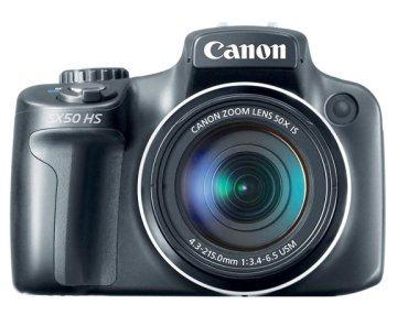 Canon SX50HS Camera