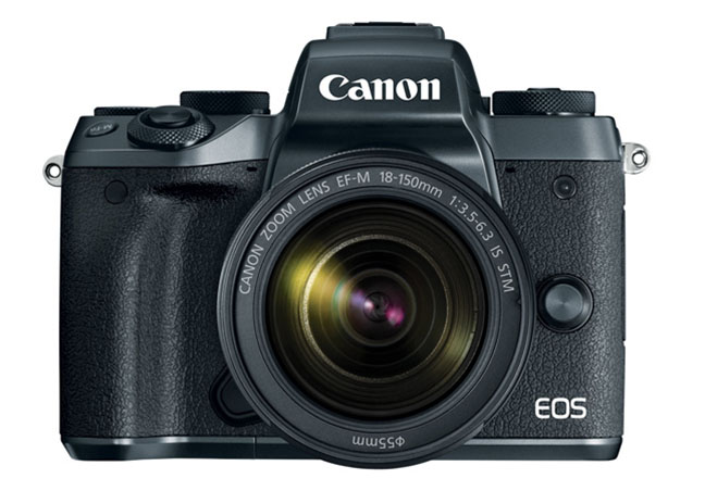 The Canon EOS M5 - Realistic alternative to a traditional DSLR