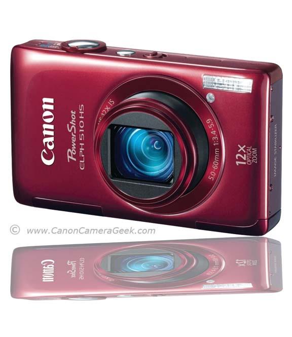 Canon PowerShot ELF 510 HS