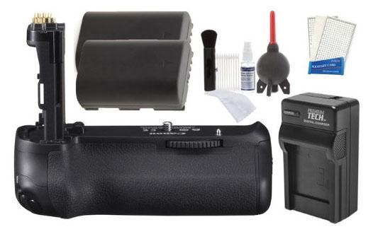 Canon 70D BG-E13 Battery Grip Kit