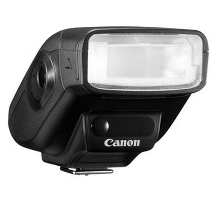 45 Degree View of Canon Speedlight 270EX II Flash